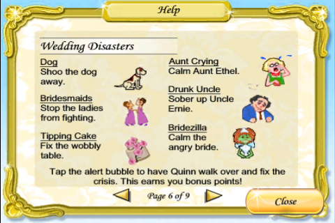 Wedding Dash Game Review Sweet Fun and Serious Iphone Apps Reviews