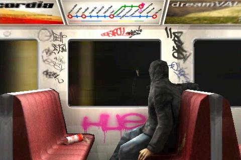 Underground – a debut shooter game with graffiti soon to hit the