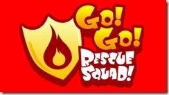 Go Go Rescue Squad Logo