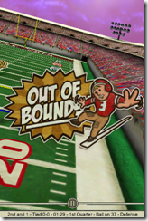 Super Shock Out Of Bounds