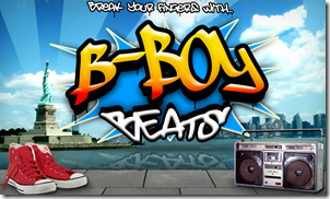 BBoy Beats Large