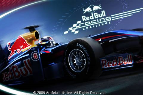 Red Bull Racing Challenge now available on the App Store! image