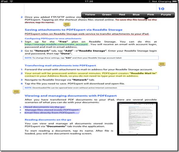PDF Expert for iPad-10