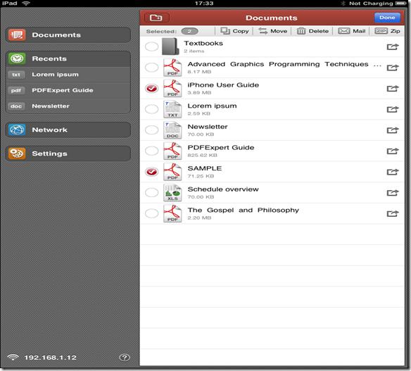 PDF Expert for iPad-20
