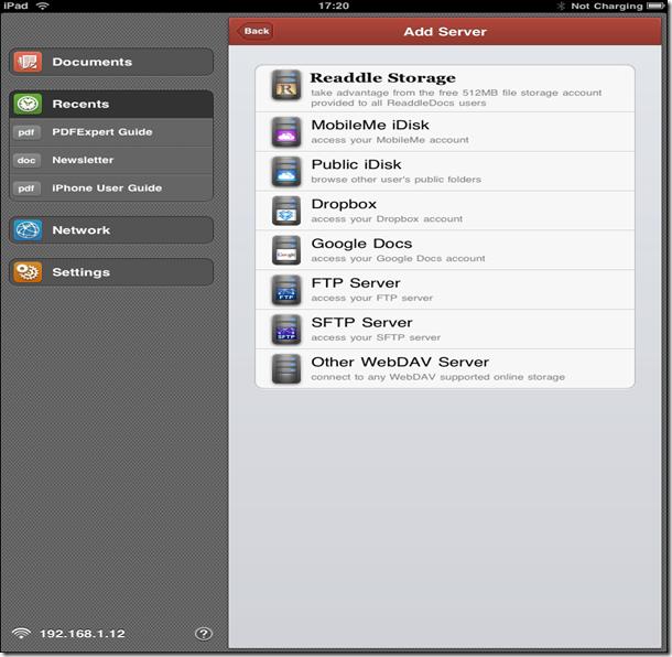 PDF Expert for iPad-2