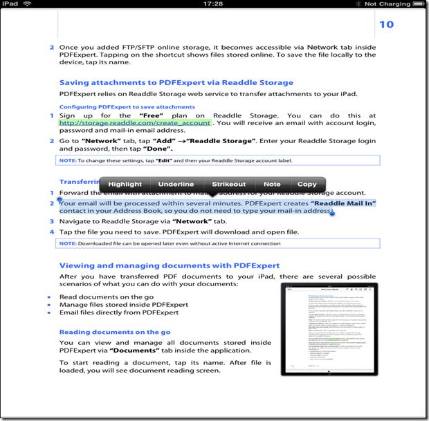 PDF Expert for iPad-7