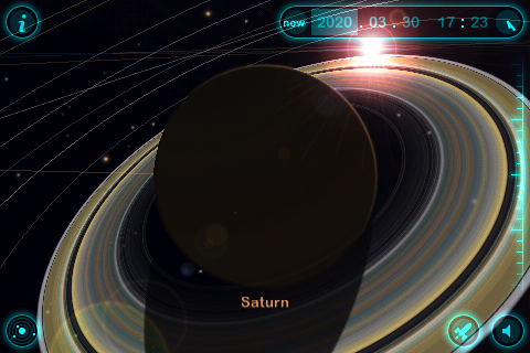 3D Solar System model application | Sweet Fun and Serious
