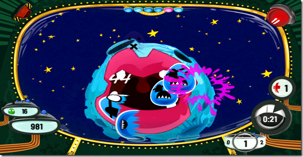 Eggs in Space Screenshot 3
