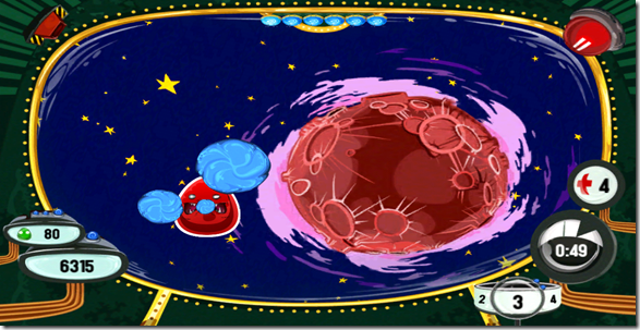 Eggs in Space Screenshot 4