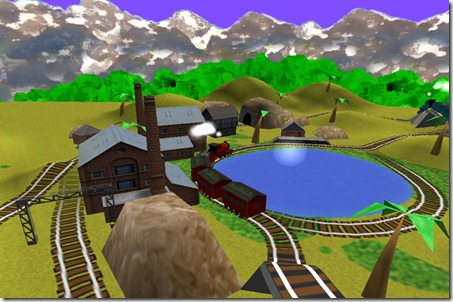 Chillingo Choo Choo Screenshot_03