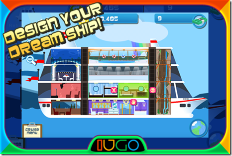 Engaging Sweet Fun And Serious Iphone Apps Reviews - Cruise ship building games