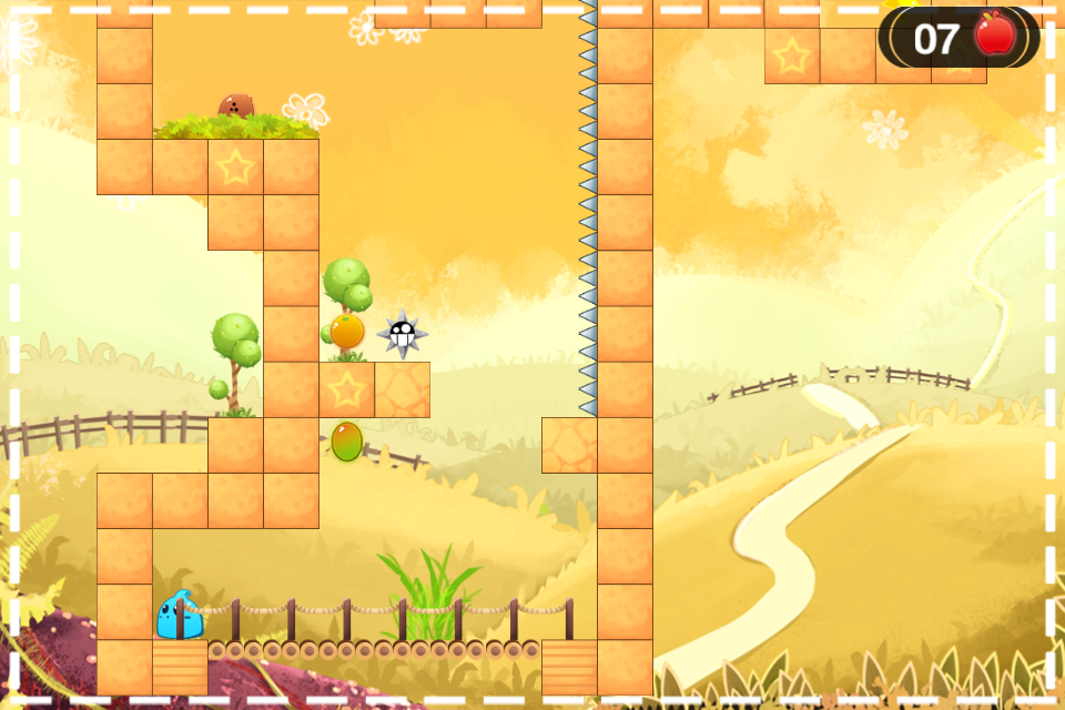 Game FRUITY JELLY, Coming Soon For iOS From Scorsoft And BulkyPix