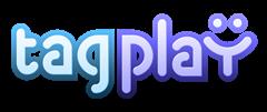 TagPlayLogo Blue Blue