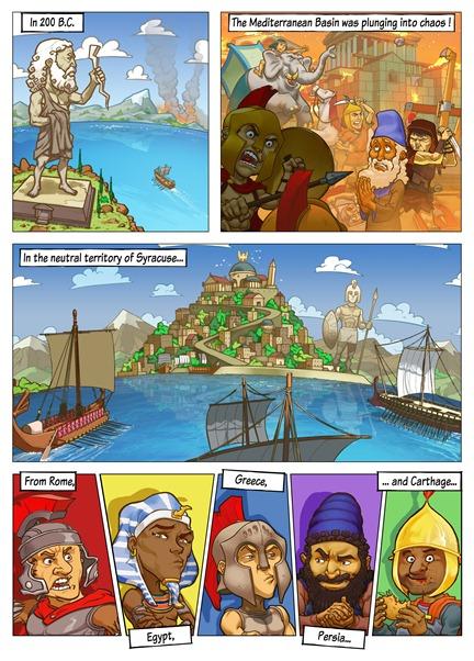 TTE Comics - Page1