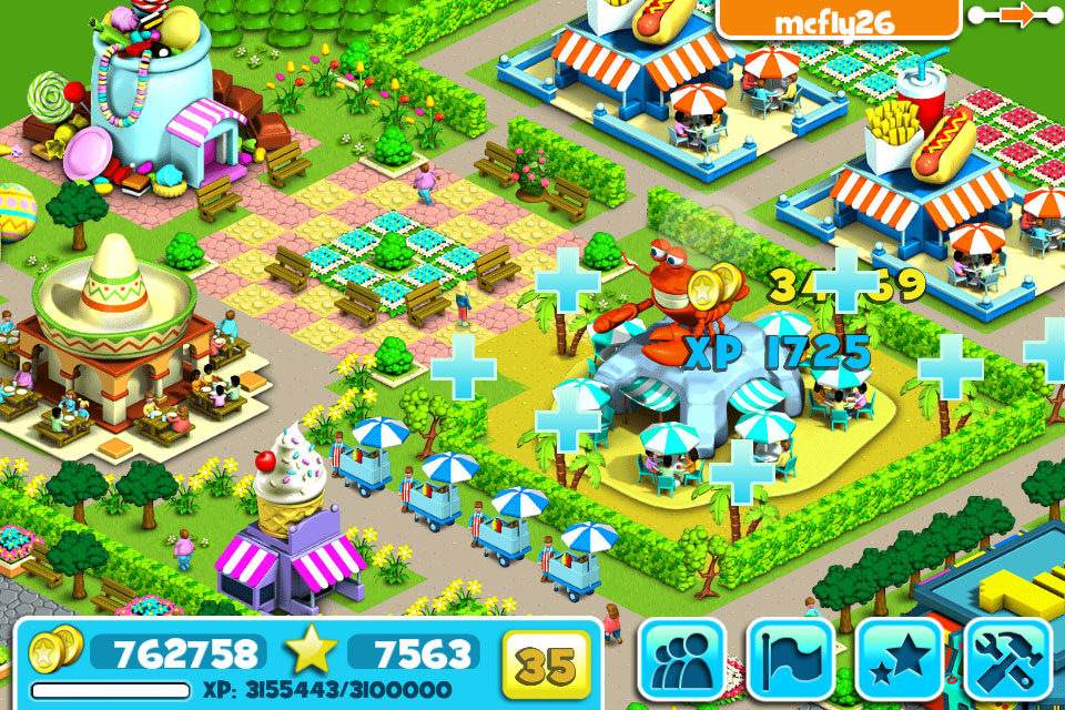 Build Your Very Own Theme Park With 'Funpark Friends'! | Sweet Fun