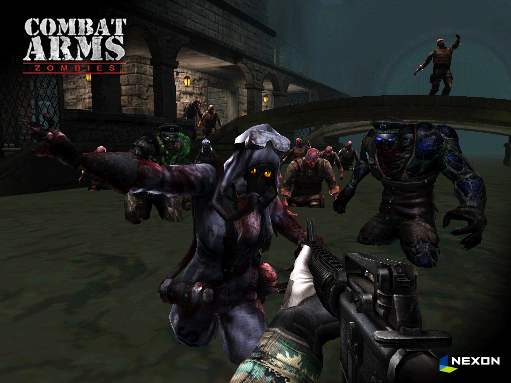 Combat Arms Zombies Provides