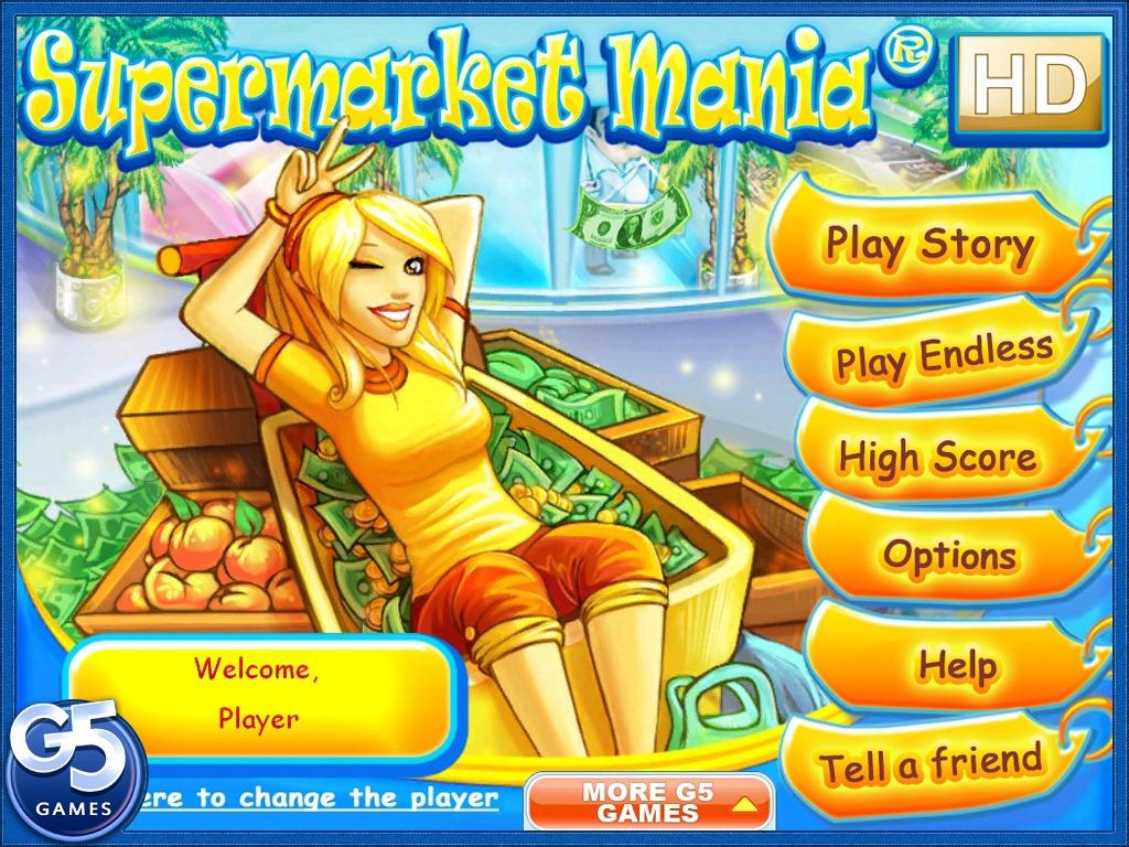 Supermarket Mania - Эта захватывающая игра в жанре бизнес-стратегий